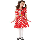 Costum Minnie Mouse - mărime S