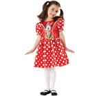 Rubies: Minnie egér jelmez - M méret