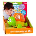 Ţestoasa apasă şi merge jucărie bebeluş