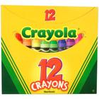 Crayola: Cretă pastel - 12 buc.