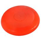 Frisbee roșu din plastic - 27 cm