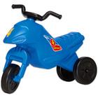 Műanyag Superbike Mini motor - kék