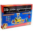 IQ játék gyermekeknek oktatójáték