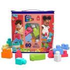 Mega Bloks Építőkocka szett lányoknak 60 db-os