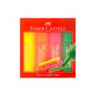 Faber-Castell: Set text marker fluorescente - 4 buc