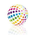 Óriás színes strandlabda - 107 cm, többféle