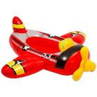 Intex Felfújható repülő gyermekcsónak - piros