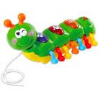 Omidă muzicală - jucărie pentru bebeluşi