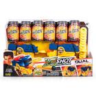 X-Shot Dual szivacslövő és koronglövő pisztoly - páros készlet