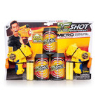 X-Shot: Micro dupla szivacslövő pisztolykészlet