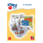 Logico Primo feladatkártyák - A városban