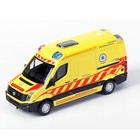 Bburago Ambulanța maghiară - Volkswagen Crafter 1:50