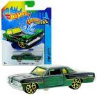 Hot Wheels City: színváltós 64 Pontiac GTO kisautó