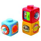 ABC cuburi - jucărie pentru dezvoltarea abilităţilor