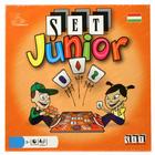 Set Junior - joc de societate cu instrucţiuni în lb. maghiară