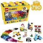 LEGO Classic: Nagy méretű kreatív építőkészlet 10698