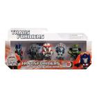 Transformers: Gyűjthető figurák és 3D puzzle elemek - 5 darabos többféle