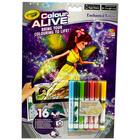 Crayola Color Alive Az elvarázsolt kert színező