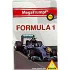 Formula 1 autók - kvartett kártyajáték