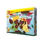 Kippkopp és Tipptopp 64 darabos puzzle