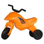 Superbike motocicletă fără pedale - portocaliu