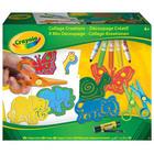Crayola: Set colaj creativ cu figurine animale