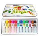 Sakota Creative Jungle - Tempera 12 piese