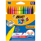 BIC Kids zsírkréta - 12 darabos