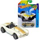 Hot Wheels City: színváltós Shelby Cobra 427 SC kisautó