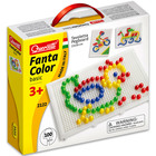 Quercetti: Fanta Color pötyi - csibés, 100 db-os