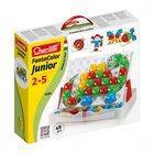 Quercetti: FantaColor Junior pötyi tárolódobozban - dínós, 48 db-os
