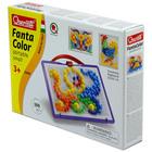 Quercetti: Fanta Color vegyes pötyi - polipos, 160 db-os