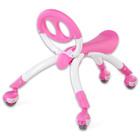 YBike: Pewi járássegítő és gurulós járgány - pink
