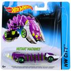 Hot Wheels City: Mutáns járgányok - Spider Mutant - lila