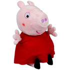 Peppa Pig: Pluş Peppa - 25 cm