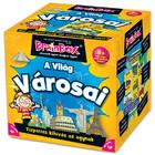 BrainBox: Oraşele lumii - joc de societate în lb. maghiară