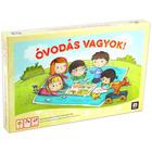 Vadadi Adrienn: Sunt preşcolar - joc de societate în lb. maghiară