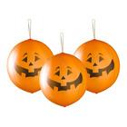 Tökös Halloween boxlabda lufi - 3 darab