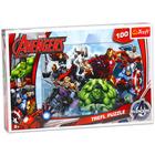 Răzbunătorii - puzzle cu 100 piese