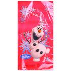 Disney hercegnők: Jégvarázs XL-es mikulás zacskó - Olaf