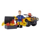 Pompierul Sam: Mercury quad