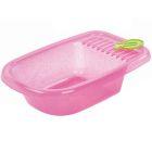 Écoiffier babafürdető szett - rózsaszín