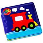 Simba ABC első fürdőkönyvem - Csipogó járművek