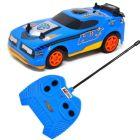 Hot Wheels: RC Fast Fish - albastru, 1:28