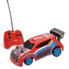Hot Wheels: távirányítós Fast 4WD RC autó - piros, 1:28