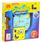 SpongeBob Mix Up joc de dezvoltare a abilităţilor cu instrucţiuni în lb. maghiară