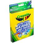 Crayola Extra 8 darabos kimosható zsírkréta