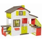 Smoby: Jóbarátok Friends kerti házikó konyhával
