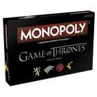 Monopoly: Trónok Harca társasjáték - angol nyelvű