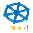 Hajókormány 34 cm - kék